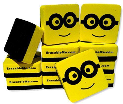 "Best Magnetic Whiteboard Dry Eraser Set | 12 Pack of 2"" E... https://www.amazon.com/dp/B017IBOUPO/ref=cm_sw_r_pi_dp_x_EJTFyb6CVPS9E"