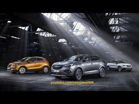 !NEW! Opel X range - Opel Mokka X, Opel Crossland X, Opel Grandland X (HD)