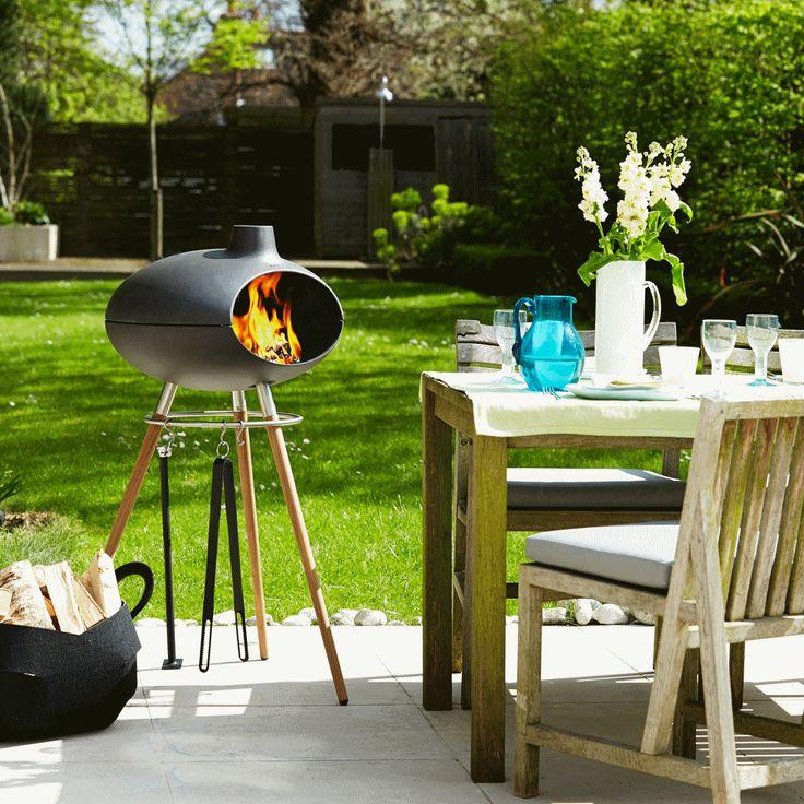 Morsø Grill Forno: grille et four à pain/pizza en fonte au bois