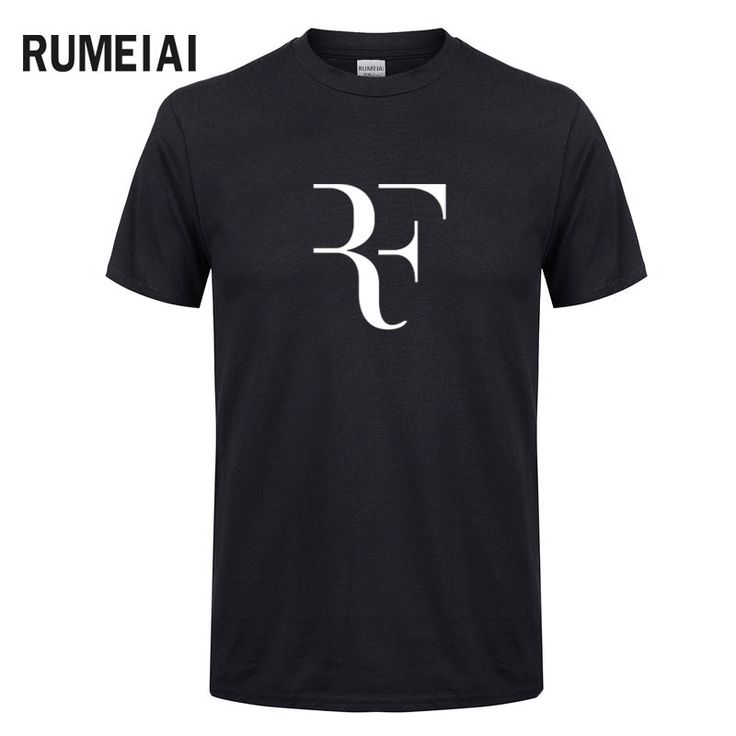 >> Click to Buy << Summer Fashion Letter Printed T shirt 2017 Men's Roger Federer Fitness T-shirt Homme Streetwear Hip Hop cotton Tops Tee camiseta #Affiliate