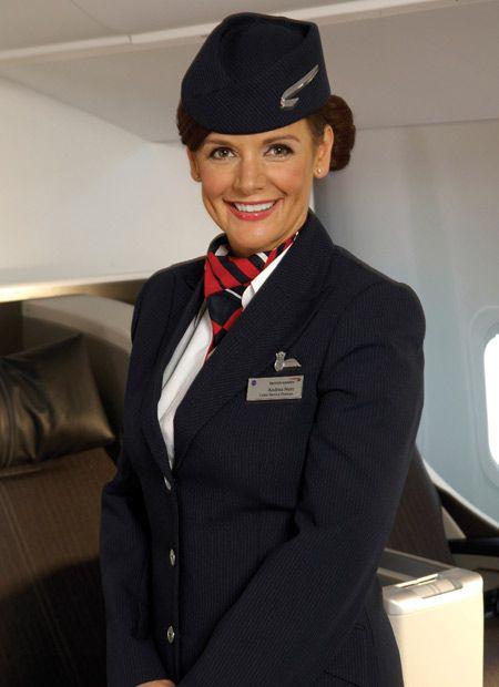 9 best British Airways Uniforms images on Pinterest Flight