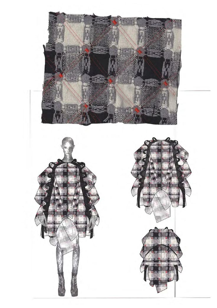 Fashion Sketchbook - fashion design development, fashion drawings & fabrics; fashion portfolio // Philli Wood