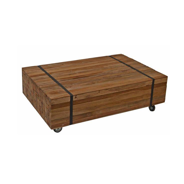 Ozzy salontafel 130cm   Shop je online en zonder verzendkosten bij deleukstemeubels.nl