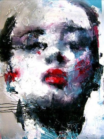 Air on Fire, limited edition fine art print, 70x57 or 30x24cm, katarinartist@gmail.com