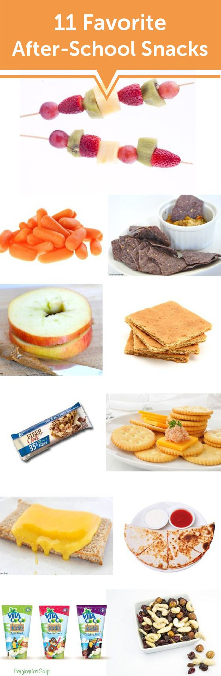 Crunched For Time And Looking A Snack Option That Includes Fresh Produce Better
