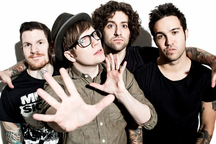 Since their hiatus between 2010 and 2012 (or what felt an eternity), Fall Out Boy have been picking momentum as one of the best bands on the alternative rock scene. Description from maximumpop.co.uk. I searched for this on bing.com/images