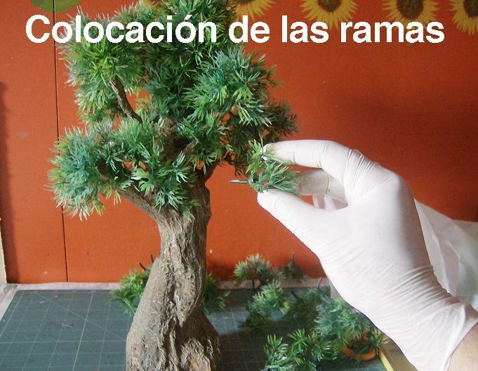 Foro de Belenismo - Paso a paso -> Un nuevo árbol