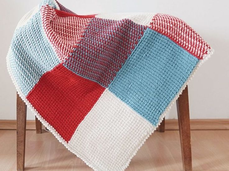 Decke - Initiative Handarbeit