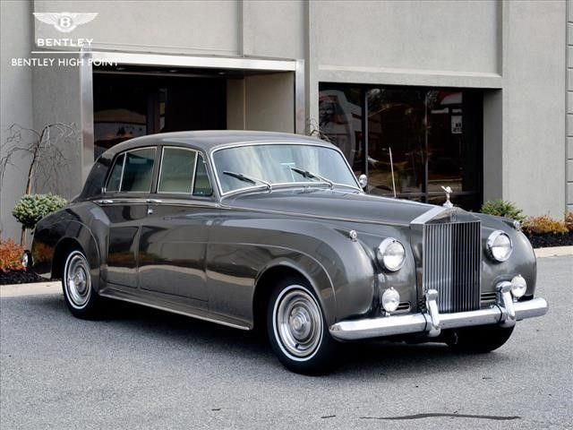 Buy This 1960 Rolls Royce Silver Cloud Ii For Sale On Dupont
