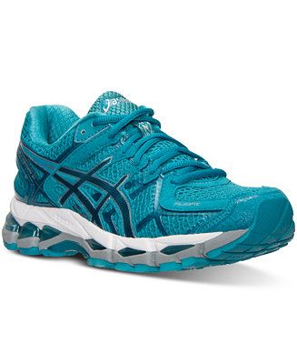 Asics Women's GEL-Kayano 21 Running Sneakers from Finish Line - Finish Line Athletic Shoes - Shoes - Macy's