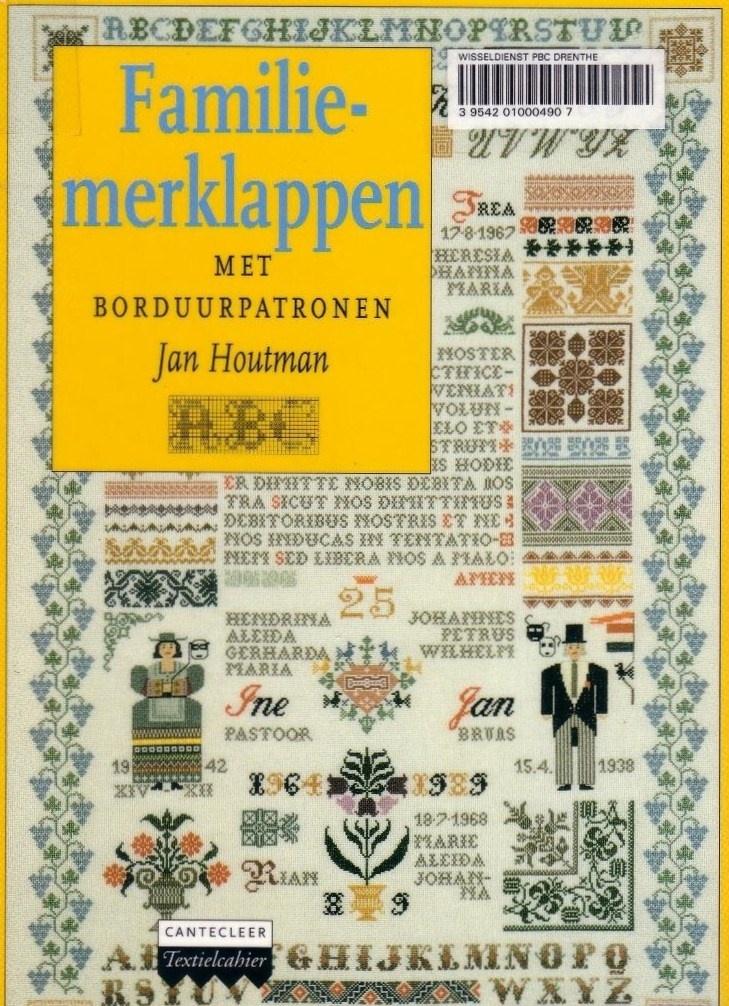 Jan Houtmann- Familie Merklappen