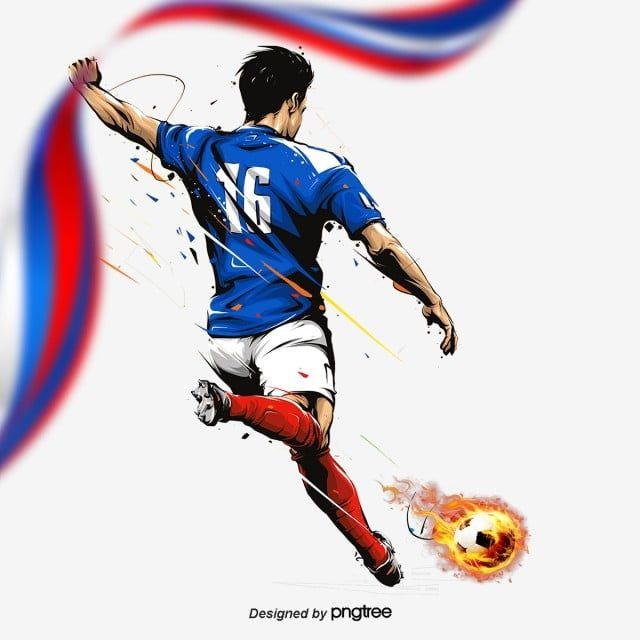 كرة القدم المتجه رسم حبر Png وملف Psd للتحميل مجانا Futebol Gratis Tatto Futebol Futebol