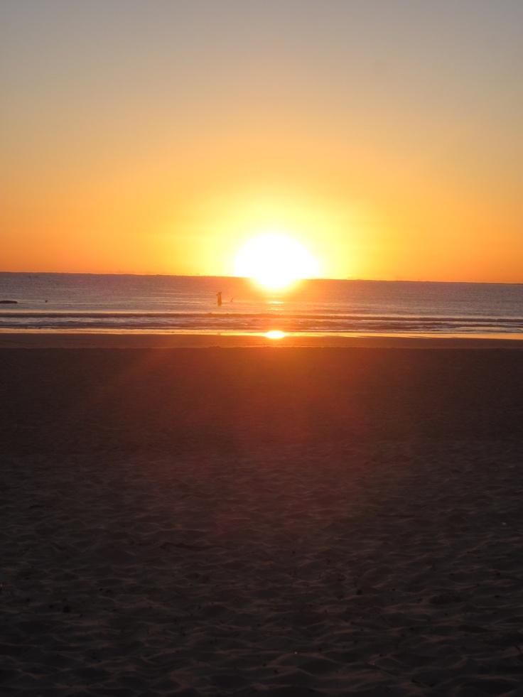 Sunrise in Byron Bay :)