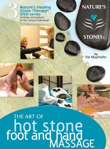 Hot Stone Massage For The Hands Feet (Manicure / Pedicure) DVD w/ 18 Page  Digital Users Manual - This DVD is part of a 4 title series, produced by  Pat ...