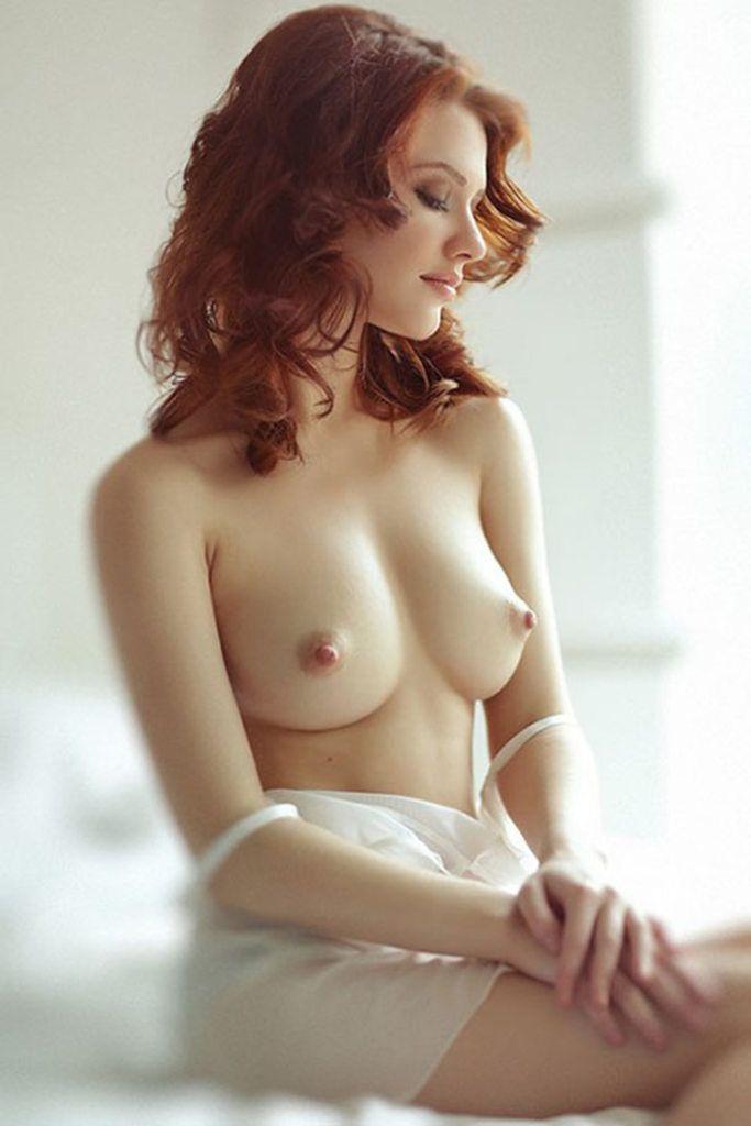 Can spray redhead red hair sexy ass