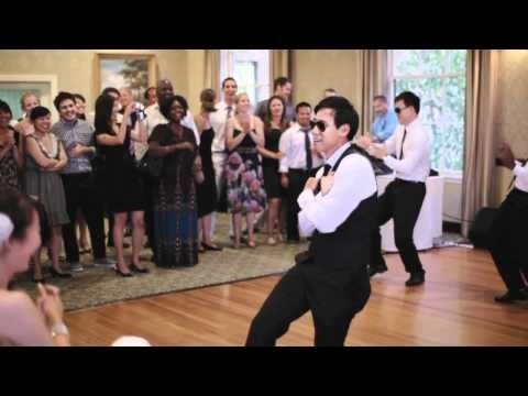 hehe another vid of the Justin Beiber Baby song...I am really not a huge fan of this song, but seriously seeing a couple of these wedding videos is adorable! :-)