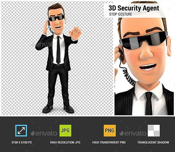 3D Painter Holding Paint Roller Paint rollers, Painters and Rollers - security agent sample resume