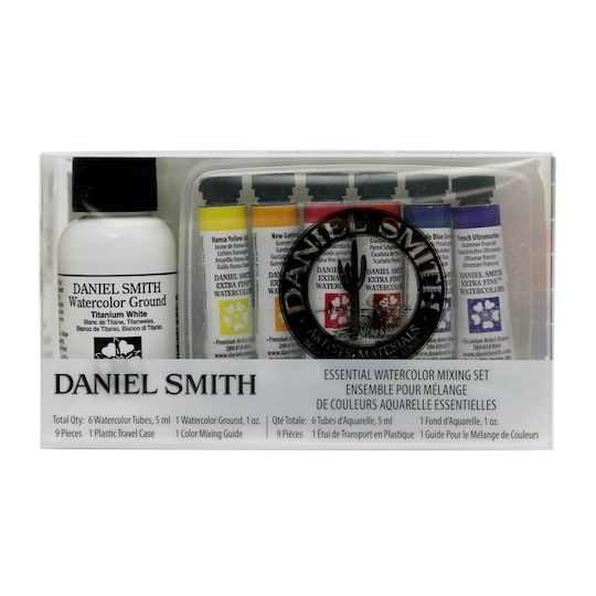 Daniel Smith Essential Watercolor Mixing Set Paint Michaels