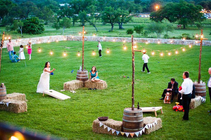 Best 25+ Lawn Games Wedding Ideas On Pinterest