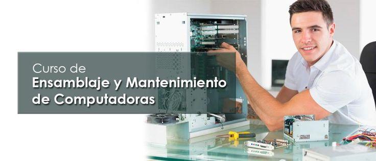 CURSO DE ENSAMBLAJE , MANTENIMIENTO Y REPARACION DE computadoras pc A  DOMICILIO Formateo de Pc laptops - Bogota