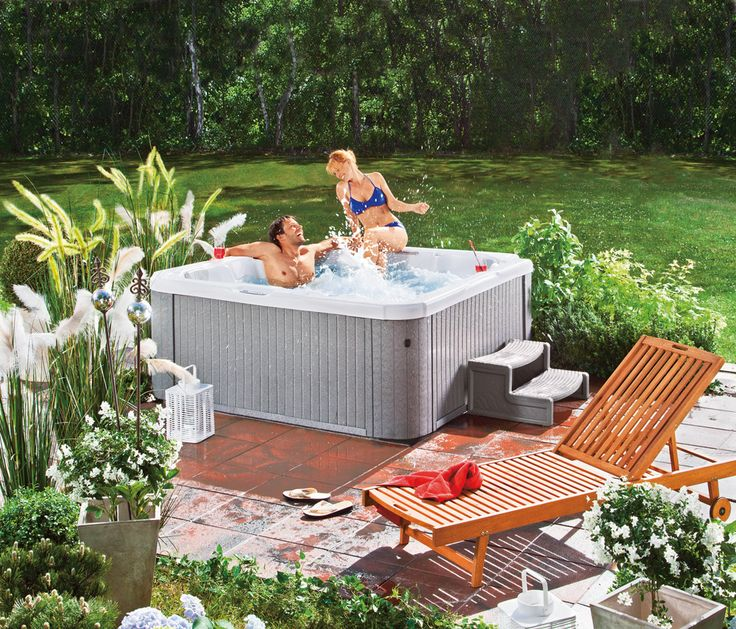Die besten 25+ Bauhaus whirlpool Ideen auf Pinterest - outdoor whirlpool garten spass bilder