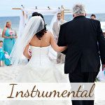 Instrumental processional music, instrumental (but not classical) songs for your walk down the aisle