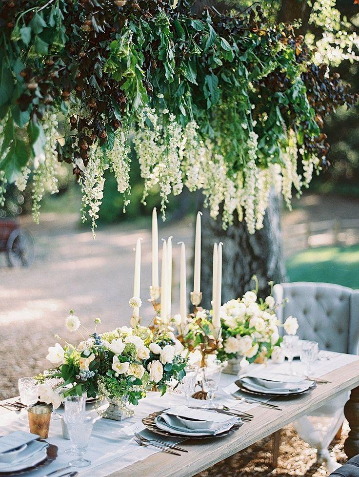 Rustic Romantic Temecula Wedding Inspiration // Rentals: Archive Vintage Rentals // Photography: Bryan N. Miller