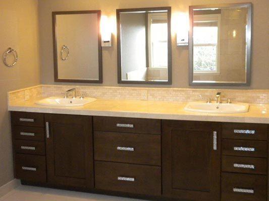 Images Of bathroom vanities plans Google Search