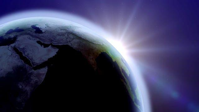 Niebieski, Ziemi, Świata, Glob, Globalne