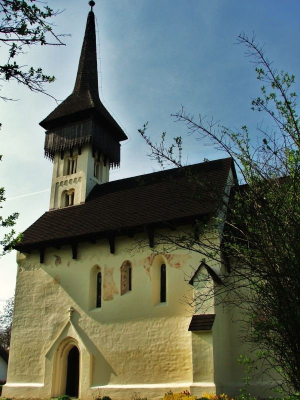 Medieval Church of Csaroda from 12th century  http://www.seeuinhungary.com