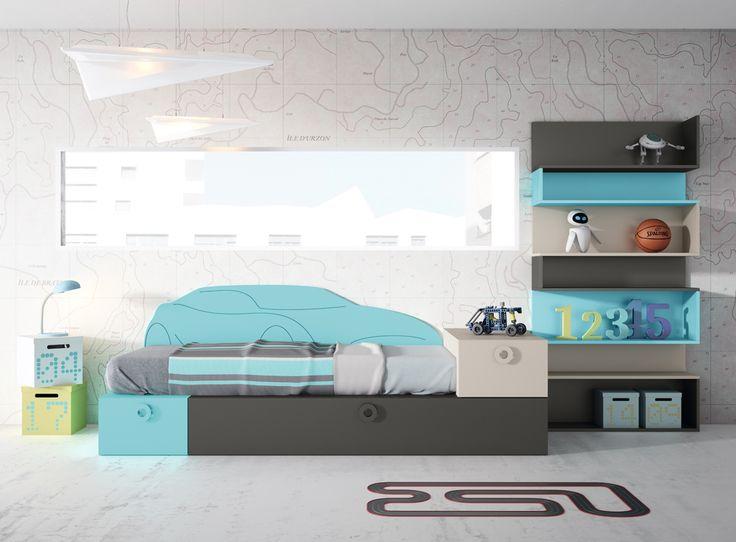 15 best images about juveniles llenos de ideas on pinterest mesas colors and originals - Dormitorios en merkamueble ...