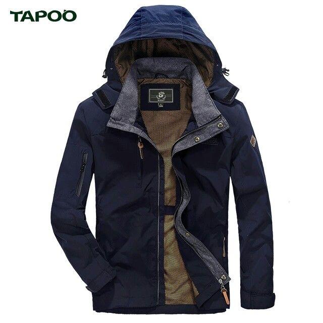 chaqueta de bombardero de los hombres táctico militar chaqueta con capucha para hombre de la fuerza aérea uno abrigos rompevientos chaqueta militar verde