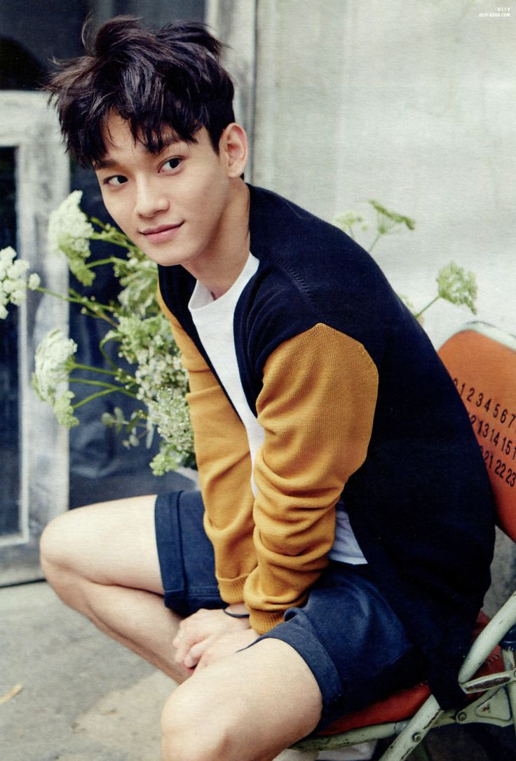 17 Best Images About Chen On Pinterest Free Magazines Baekhyun