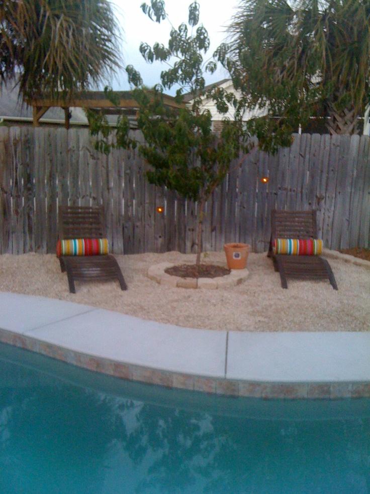 Backyard Paradise: 19 Best Images About Backyard Beach On Pinterest