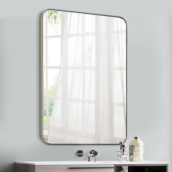 Overstock Com Online Shopping Bedding Furniture Electronics Jewelry Clothing More Mirror Trends Wall Mounted Mirror Rectangular Mirror