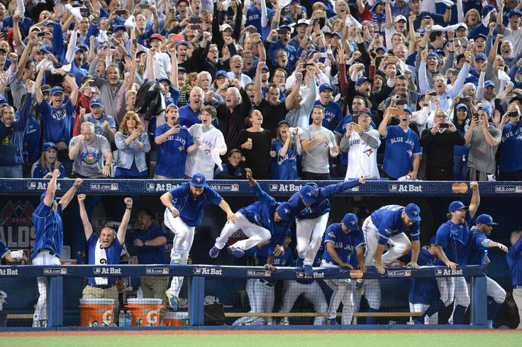 Jose Bautista Epic 3 Run Home Run in The 7th Inning. Game #5 ALDS. October 14th 2015