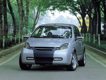 Daewoo Kalos Concept '10.2000