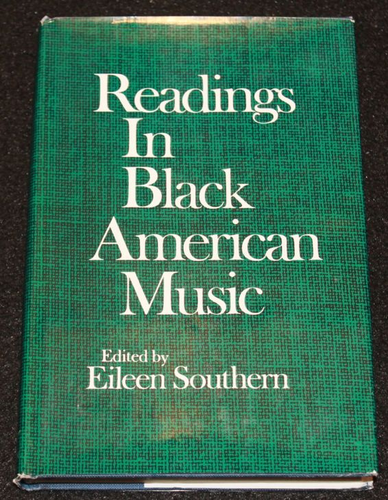 american black eileen essay music southern The music of black americans : southern, eileen which has not only played a vital role in the lives of black americans but has also deeply influenced music.