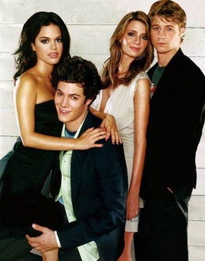 The OC, the good old days. I could never get sick of watching the seasons.