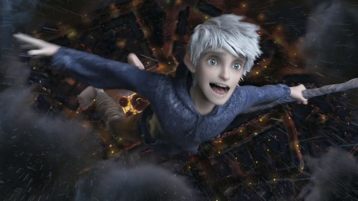 Jack Frost - Jack Frost - Rise of the Guardians Wallpaper (37485689 ...