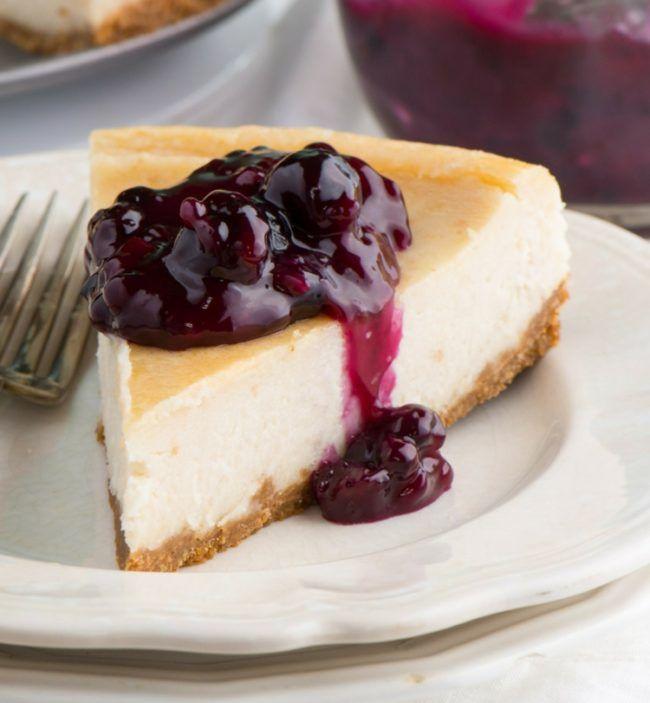 american cheesecake rezept von jamie oliver new york so e kochen treats. Black Bedroom Furniture Sets. Home Design Ideas