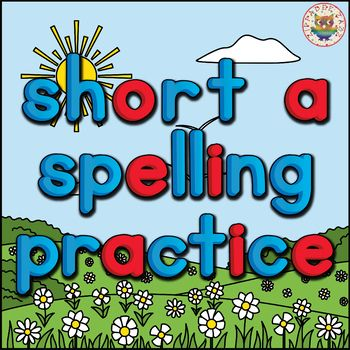 This CVC Short A Spelling Practice PowerPoint self-checking game is fun, interactive, and hands on! It is brilliant for spelling test prep, end of year or summer review, phonics practice, and a great assessment tool. CHECK OUT THE PREVIEW - CLICK THE PDF PREVIEW TO WATCH A VIDEO OF THIS PRODUCT IN ACTION.