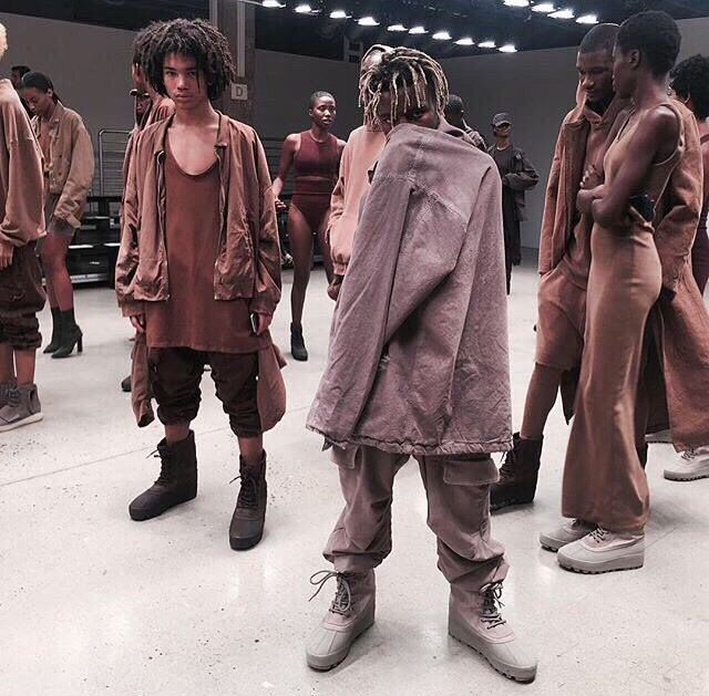 Kanye west clothes
