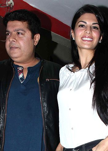 Sajid Khan and Jacqueline Fernandez call it quits!