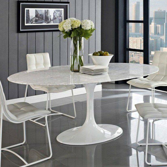 1000 idées sur le thème Oval Kitchen Table sur Pinterest