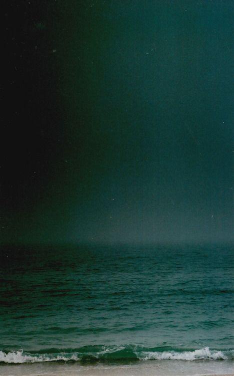 winter ocean, october'12 {isobel adams}