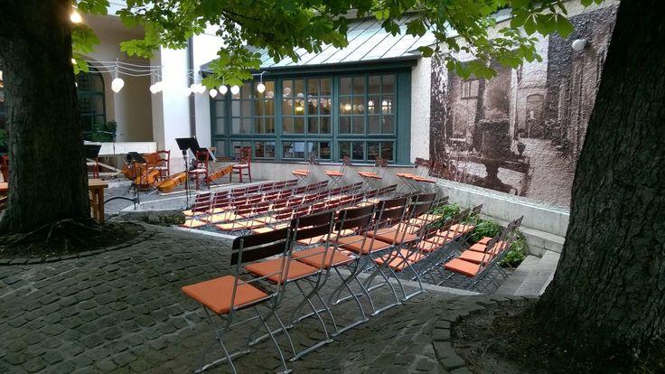 Exklusive Gartenmobel Karlsruhe : Óbudai Terrasse  Sitzkissen gartenstuhl von gartenmobelauflagende