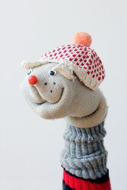 DIY Sock Puppets by jolene                              …