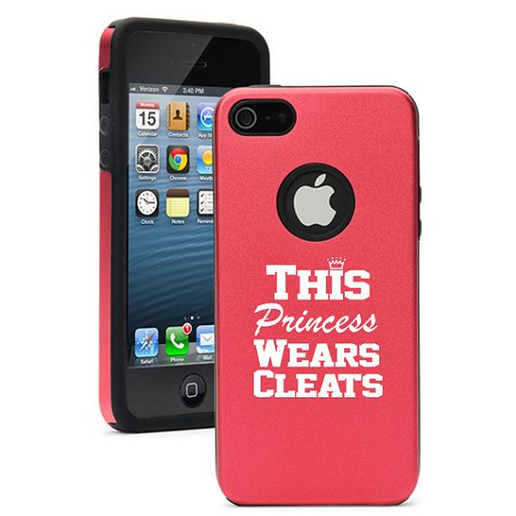 Show off your style and keep your cell phone new with a protective case for your iPhone. Our Aluminum Silicone case is constructed from a hard Aluminum