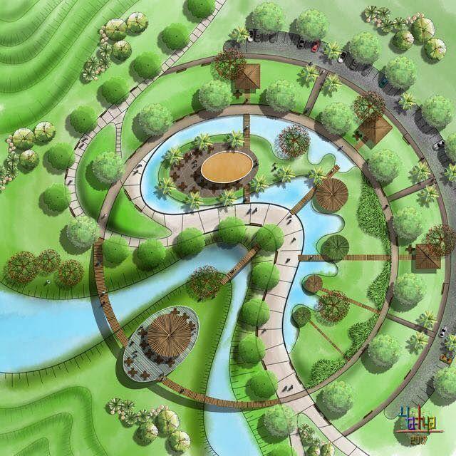 Pin On Landscape Plan Drawing